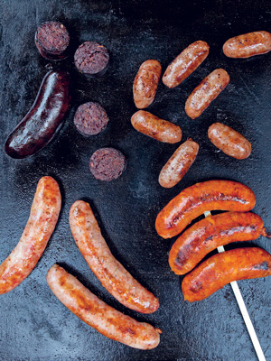 How to make homemade sausages