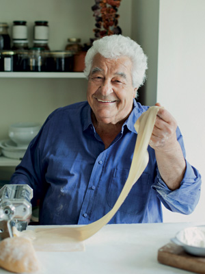 Antonio Carluccio on tour