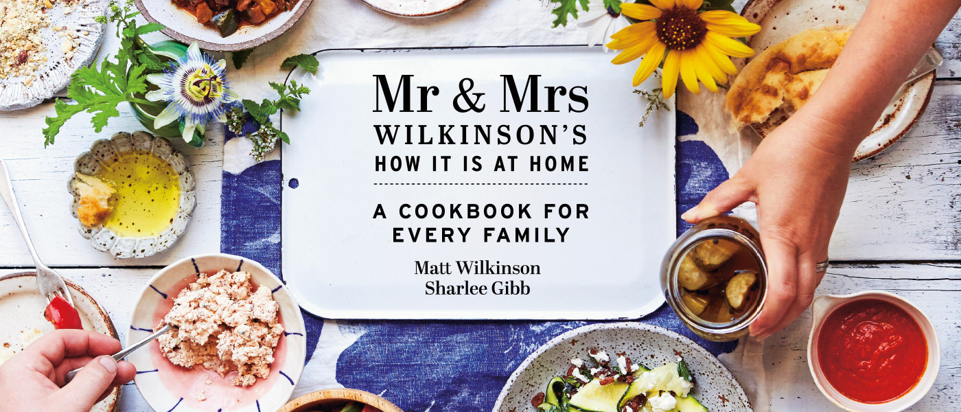 Mr and Mrs Wilkinson Banner