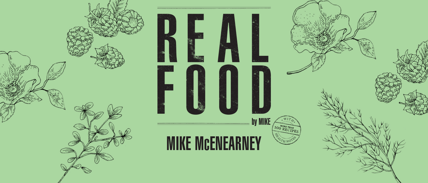 Real Food by Mike Banner