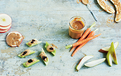Nuts About Nut Butter