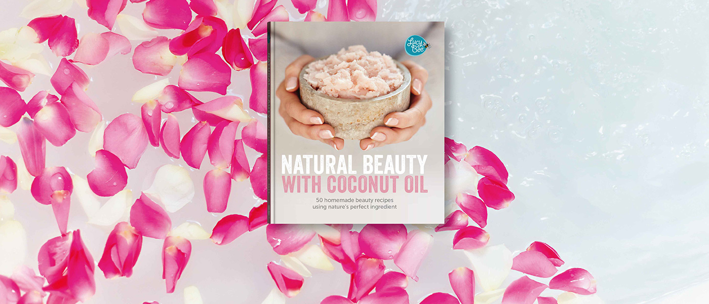 Natural Beauty Coconut Oil Homepage Banner