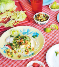 The Weekend Special: No-cook Mexican menu