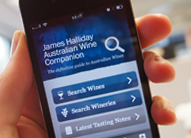 James Halliday's Wine Companion for iPhone
