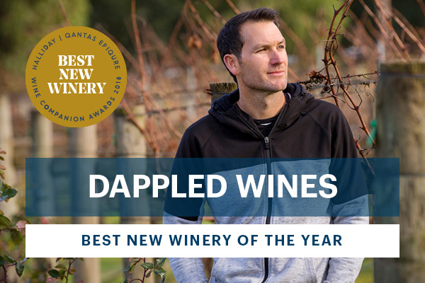 Halliday Wine Companion Award Winner | Best new winery of the year 2018