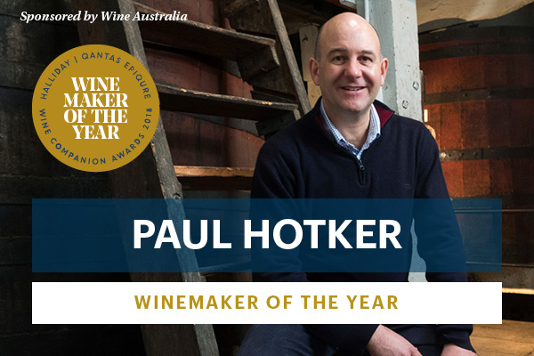 Halliday Wine Companion Award Winner | 2018 Winemaker of the Year