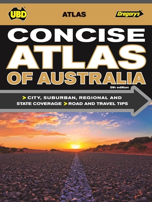 Concise Atlas of Australia 5th ed