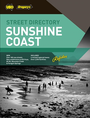 Sunshine Coast Refidex Street Directory 9th ed