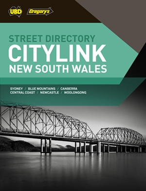 New South Wales City Link Street Directory 27th ed