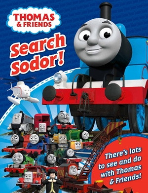 Thomas and Friends Search and Find