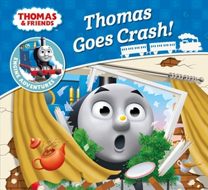Engine Adventures: Thomas Goes Crash!