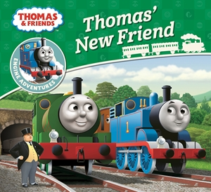 Engine Adventures: Thomas' New Friend