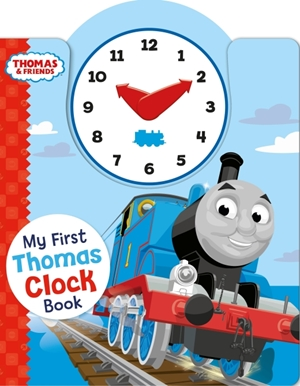 My First Thomas Clock Book