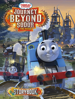 Journey Beyond Sodor Movie Storybook