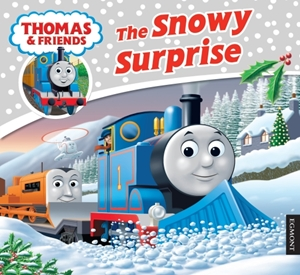 Engine Adventures: The Snowy Surprise