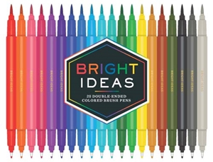 Bright Ideas Double-Ended Brush Pens