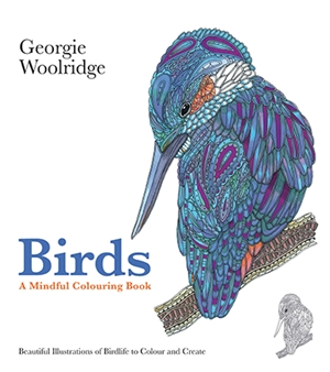 Birds - A Mindful Colouring Book