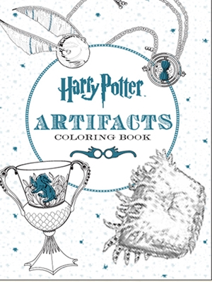 Harry Potter: Artifacts Colouring Book