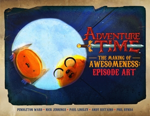 The Making of Awesomeness: Episode Art