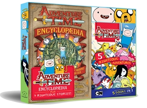 Adventure Time Righteous Gift Pack