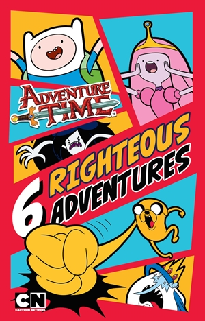 Adventure Time Collection: 6 Righteous Adventures