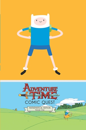 Adventure Time: Comic Quest Mathematical Edition: Volume 1
