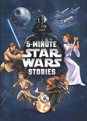 Star Wars: 5-Minute Stories