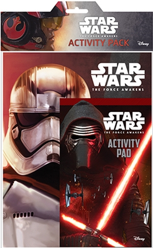 The Force Awakens Activity Pack