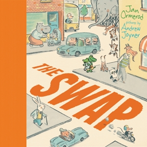 The Swap board book