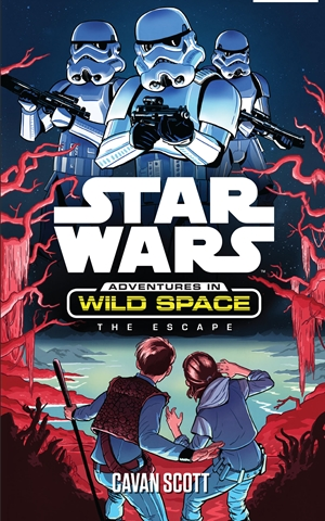 Star Wars: Adventures in Wild Space: The Escape