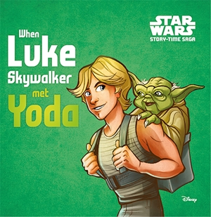 Story-Time Saga: When Luke Skywalker met Yoda