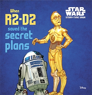 Story-Time Saga: When R2-D2 Saved the Secret Plans