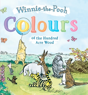 Colours of the Hundred Acre Wood