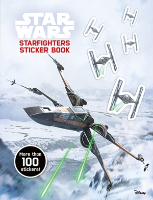 Starfighters Sticker Book