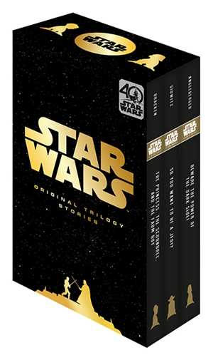Original Trilogy Stories Box set