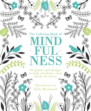 Coloring Book of Mindfulness