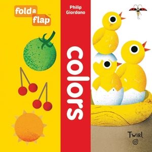 Fold-a-Flap: Colors