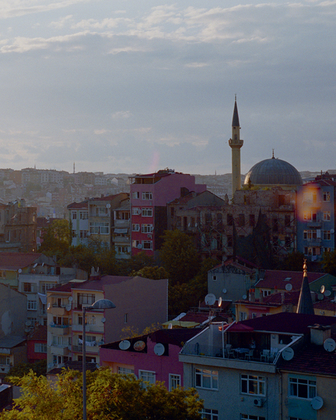The flavours of Istanbul