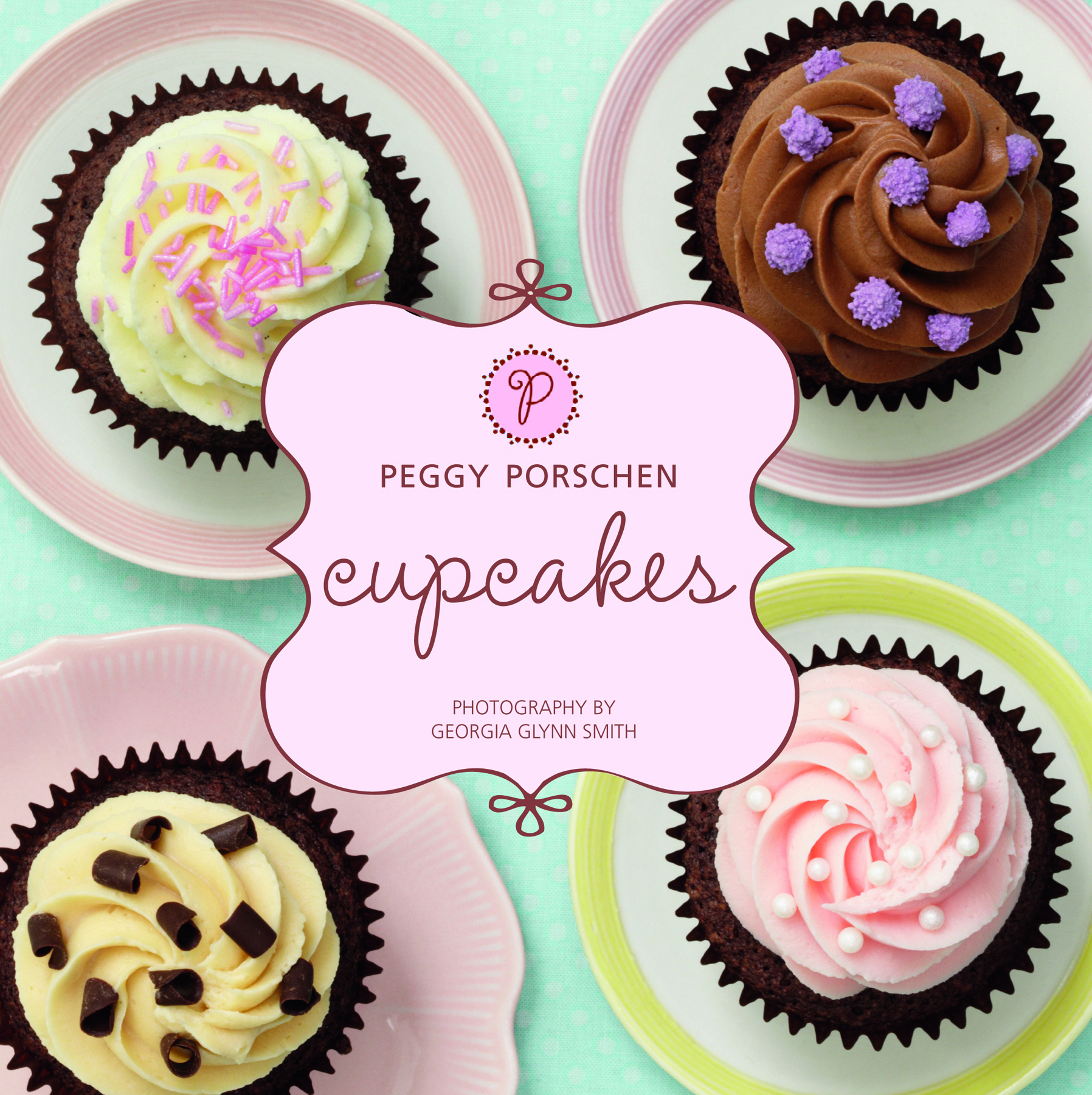 Win a copy of Peggy Porschen's cupcakes