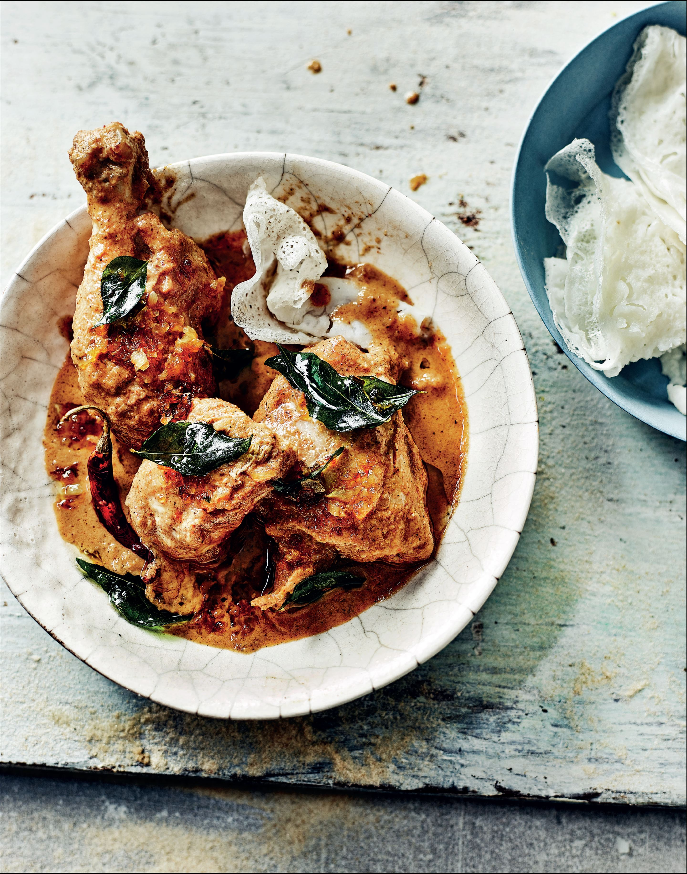 Mangalorean chicken curry