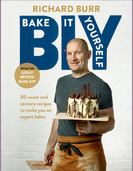 Richard Burr discusses free-from week on Great British Bake Off