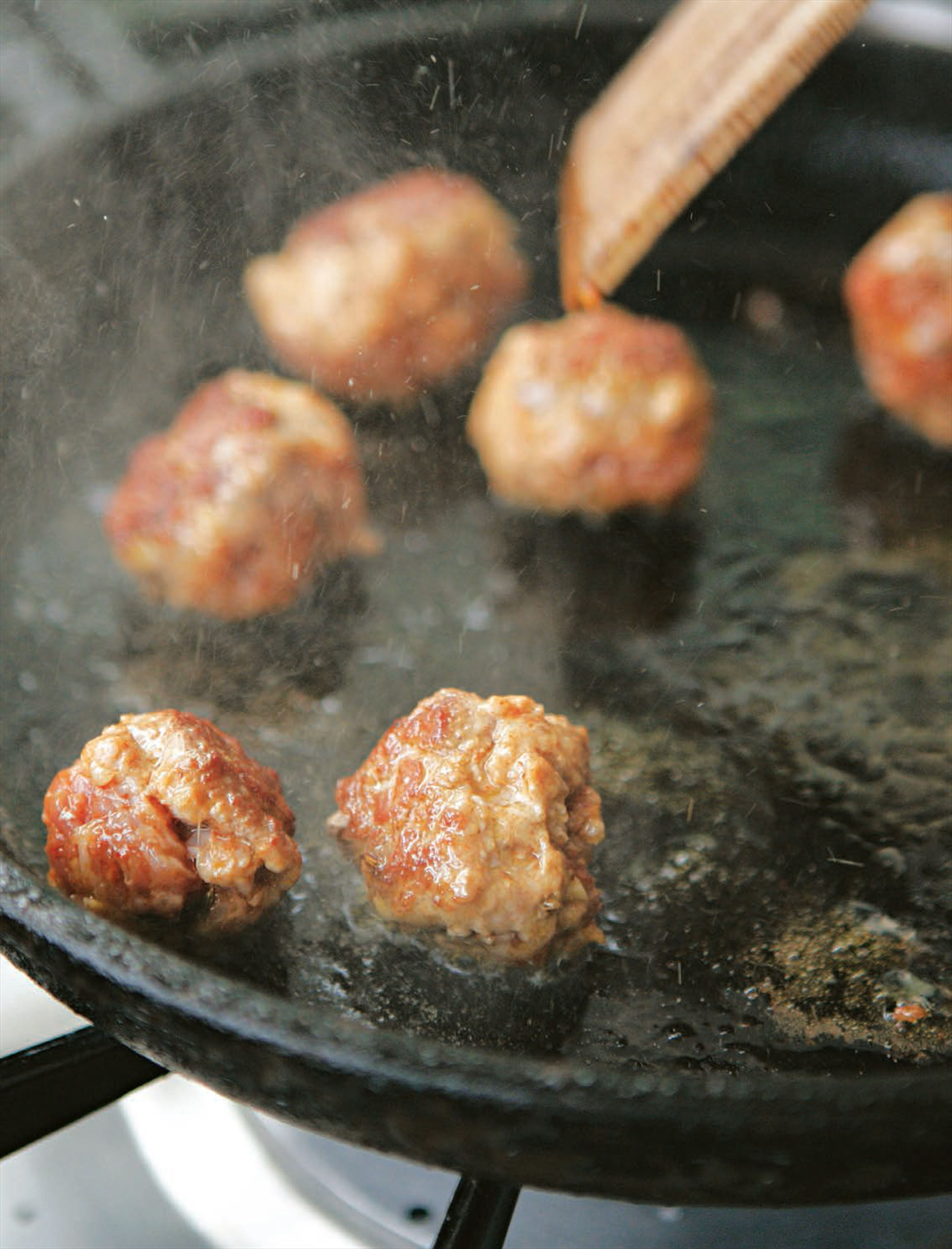 Tupperware Mexican chorizo (meatballs)