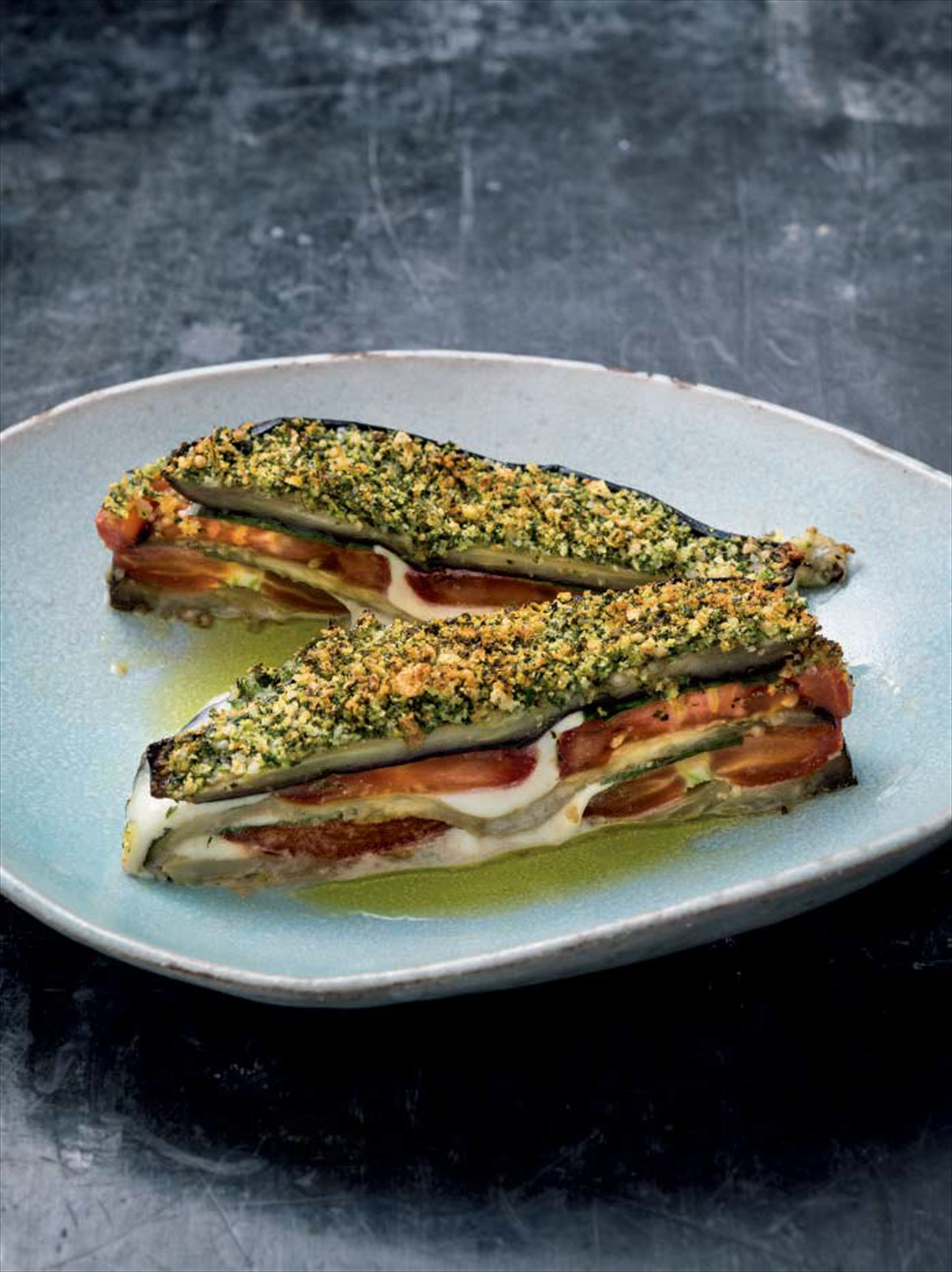 Don Alfonso's aubergines