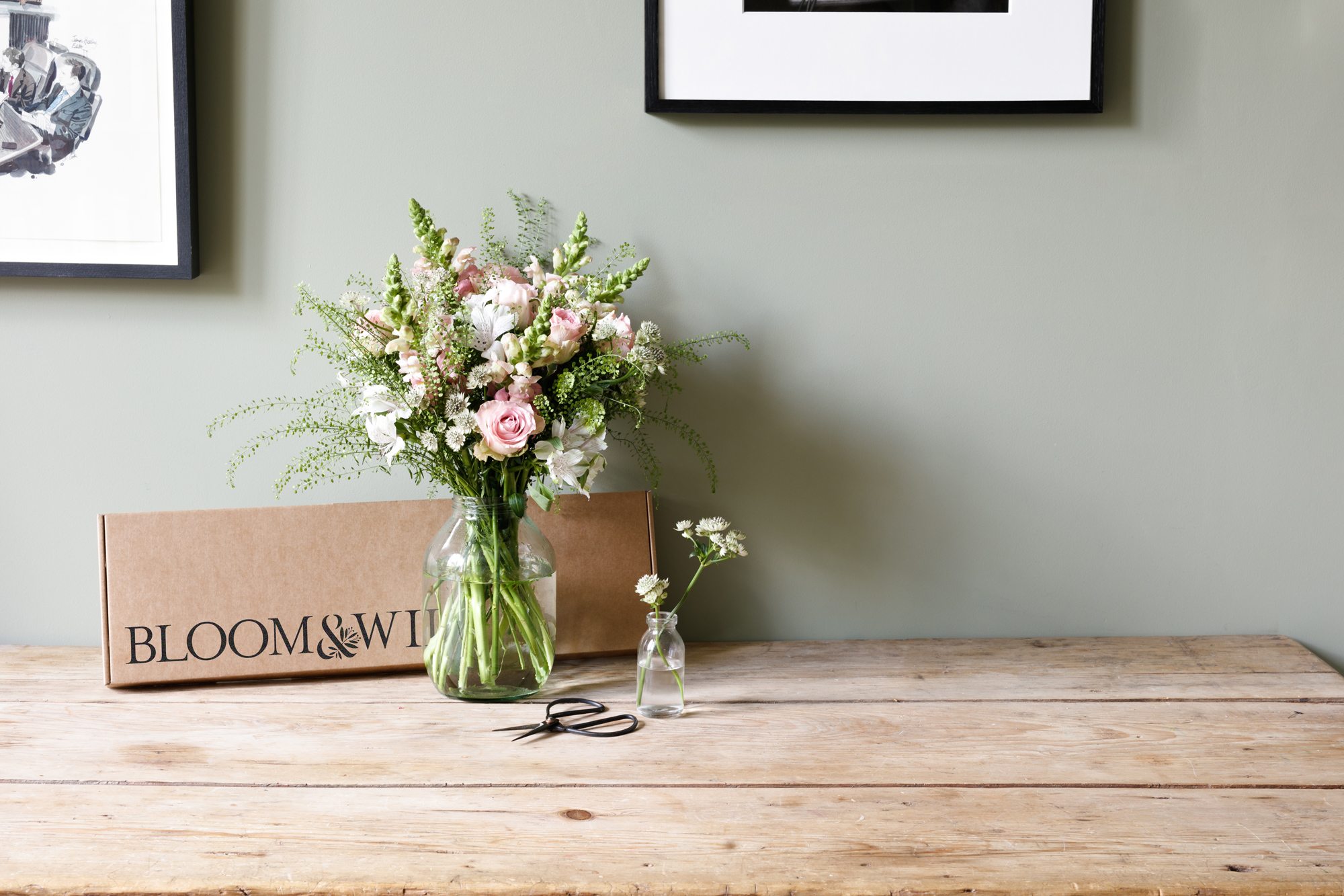 Win a Bloom and Wild bouquet