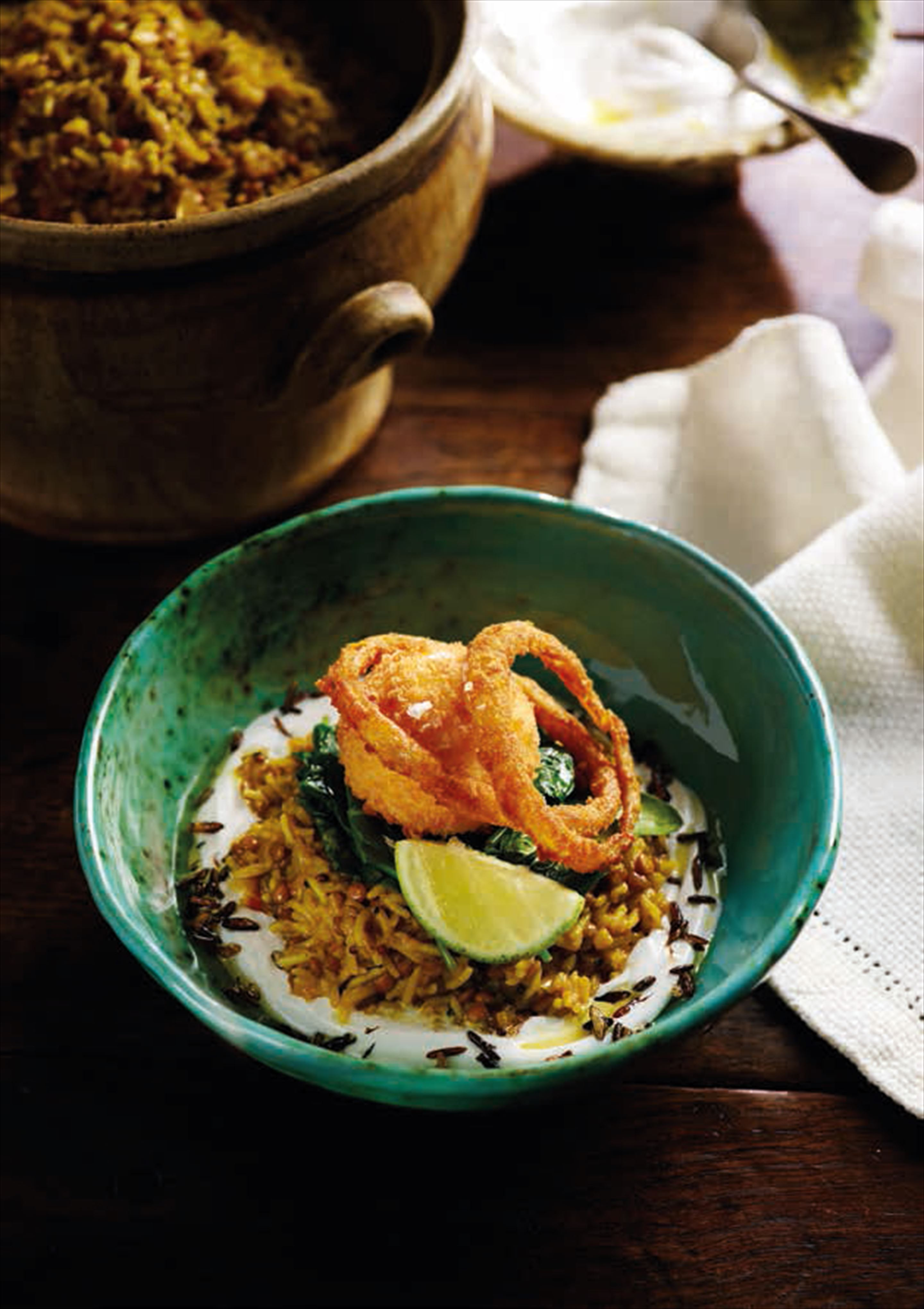 Kitchari – kedgeree