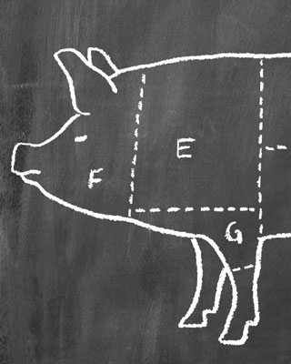 Everything you need to know about cuts of pork