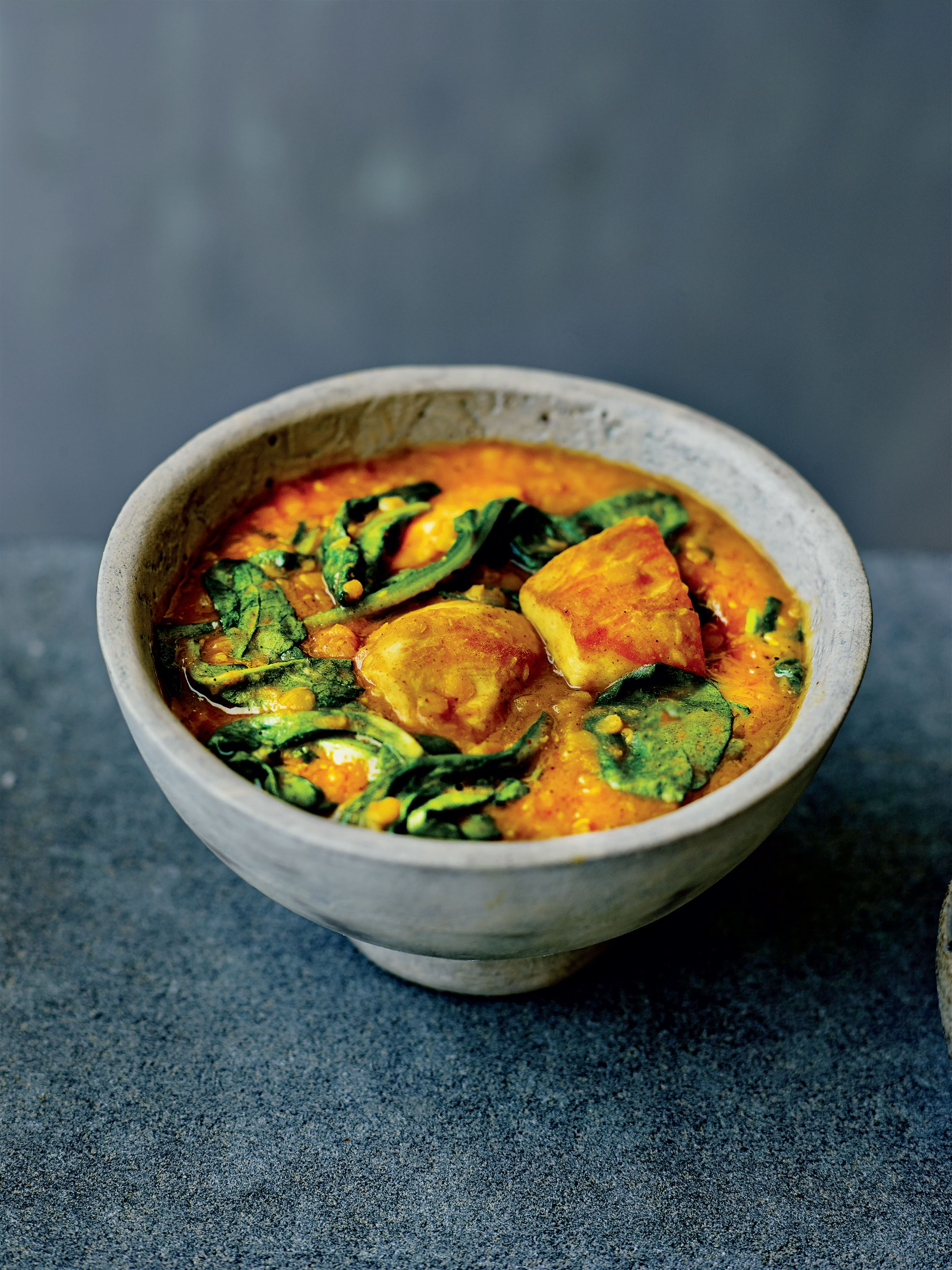 Cholesterol-busting chicken curry
