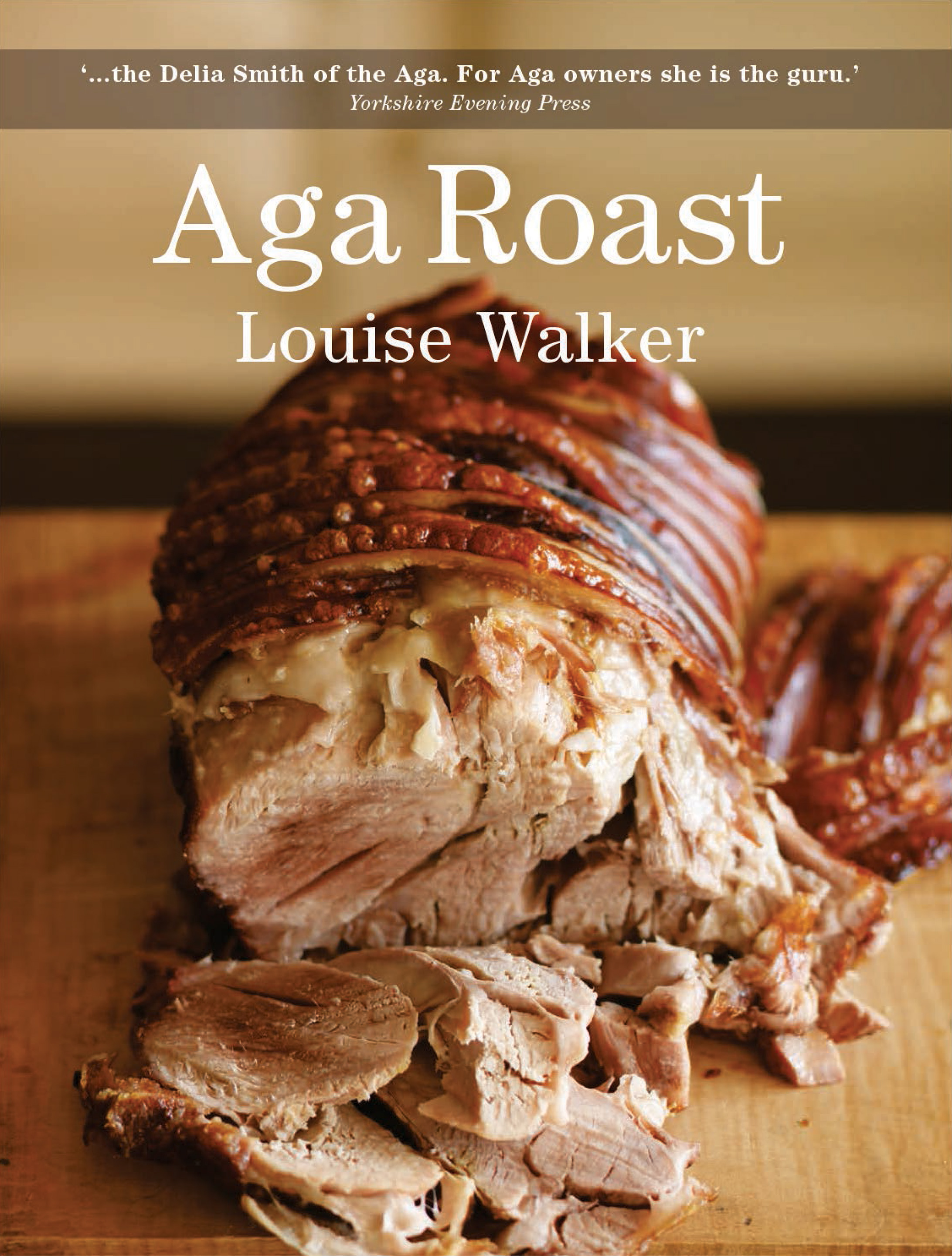 Quince-glazed leg of lamb