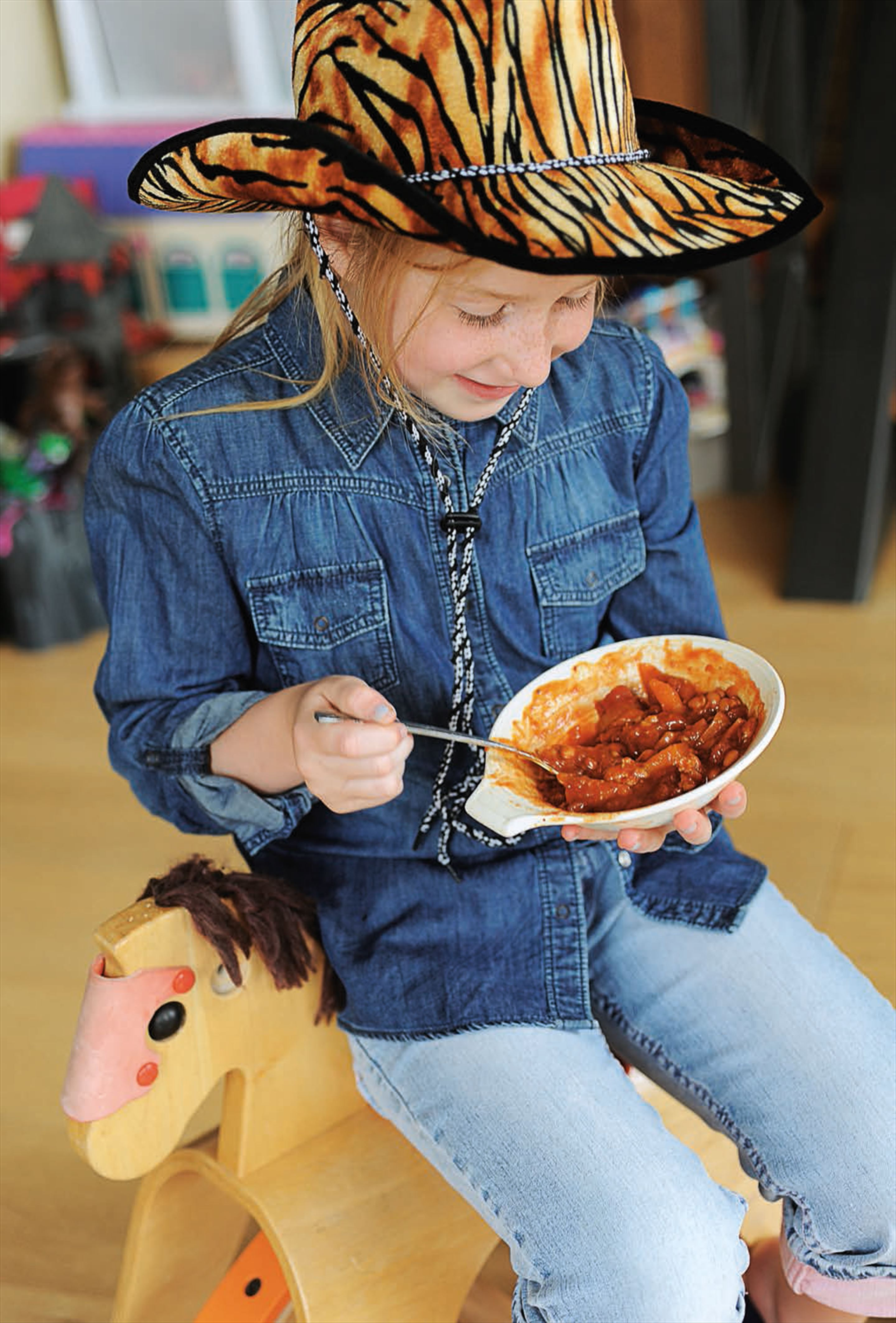 Cowgirl stew