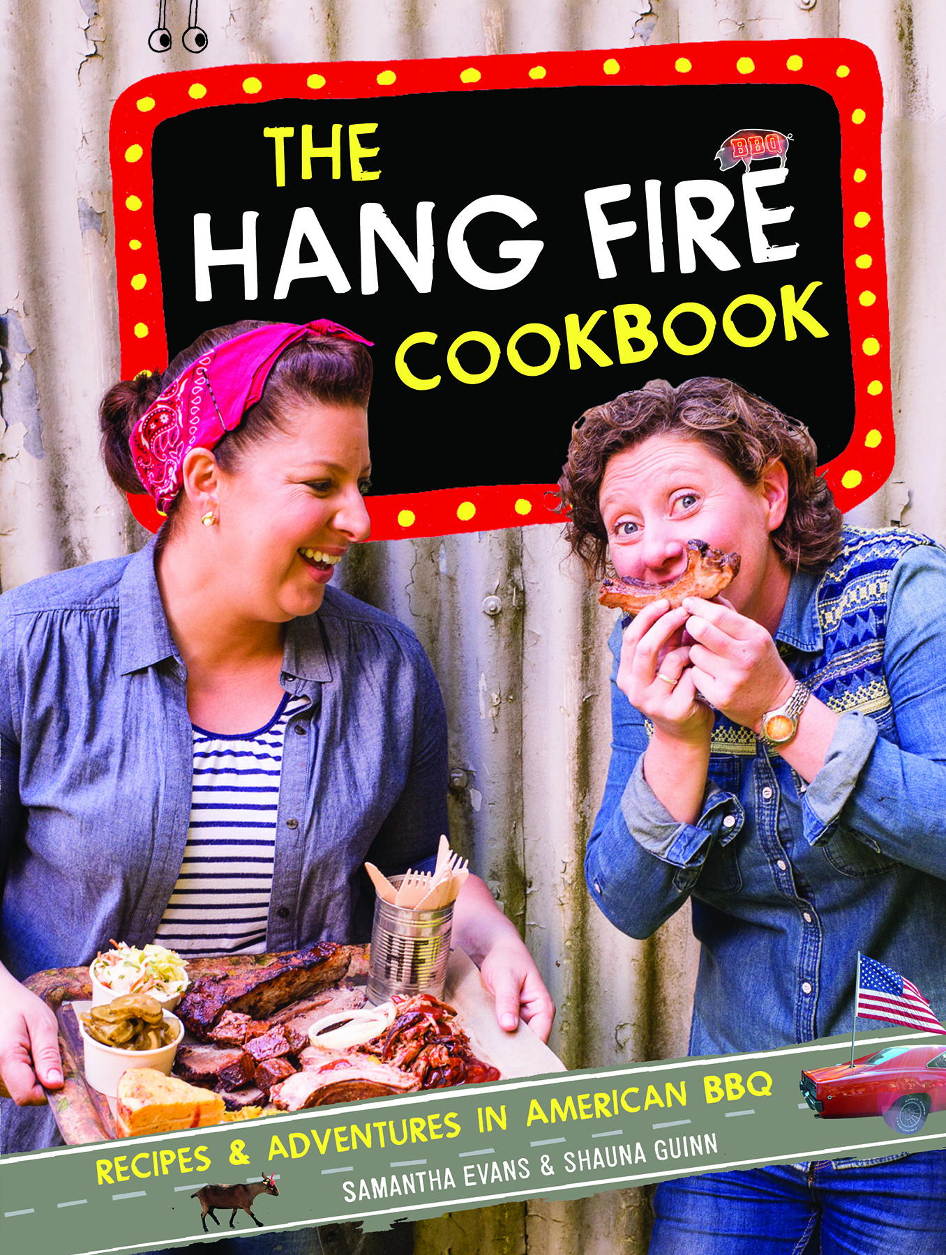 The Hang Fire Cookbook